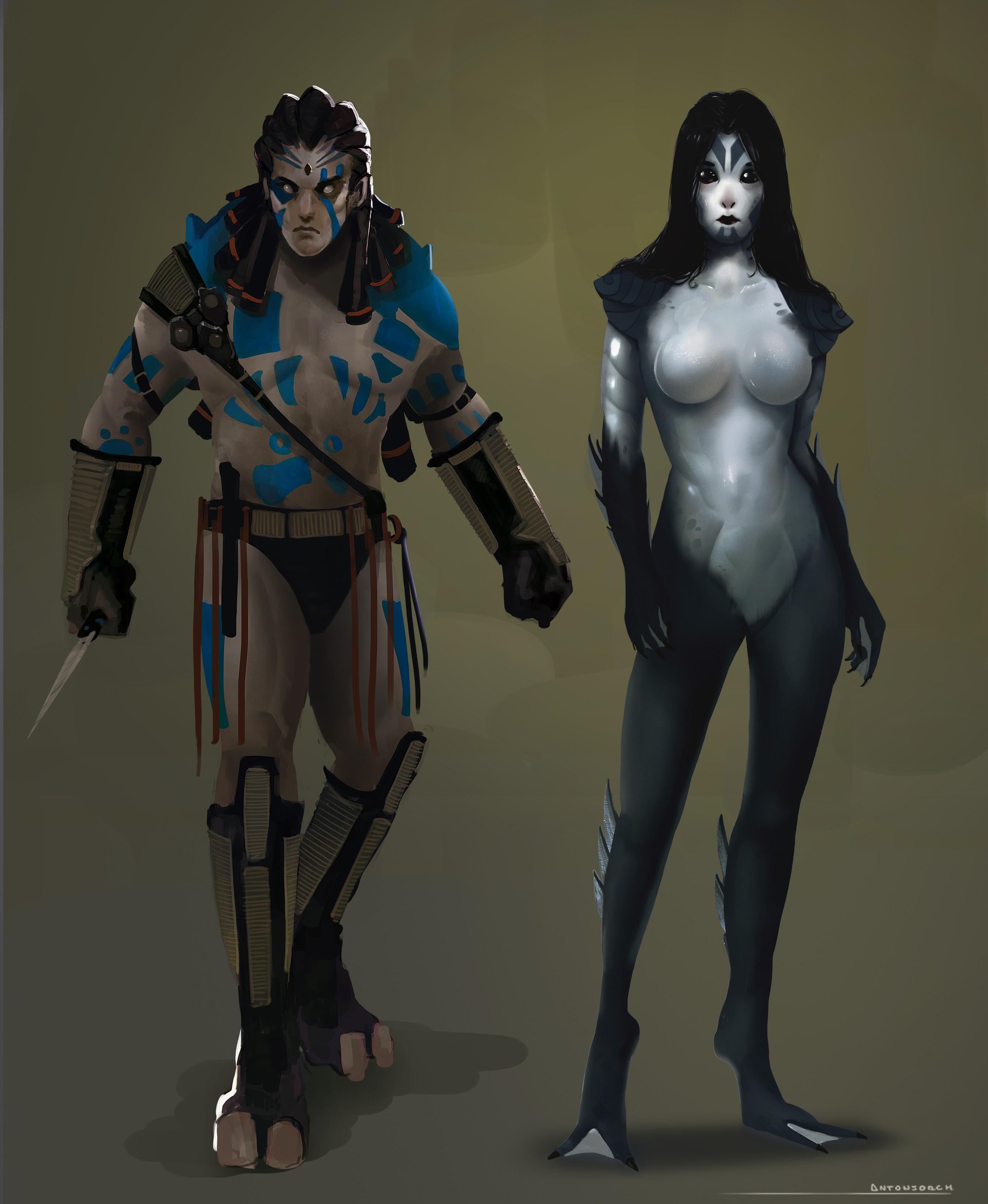 Zarach and Aisa