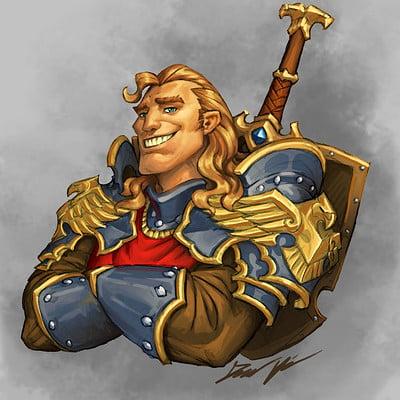 David haire knight