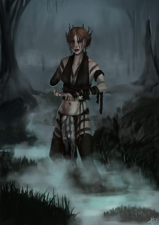 Anna hannon mydarian swamp final