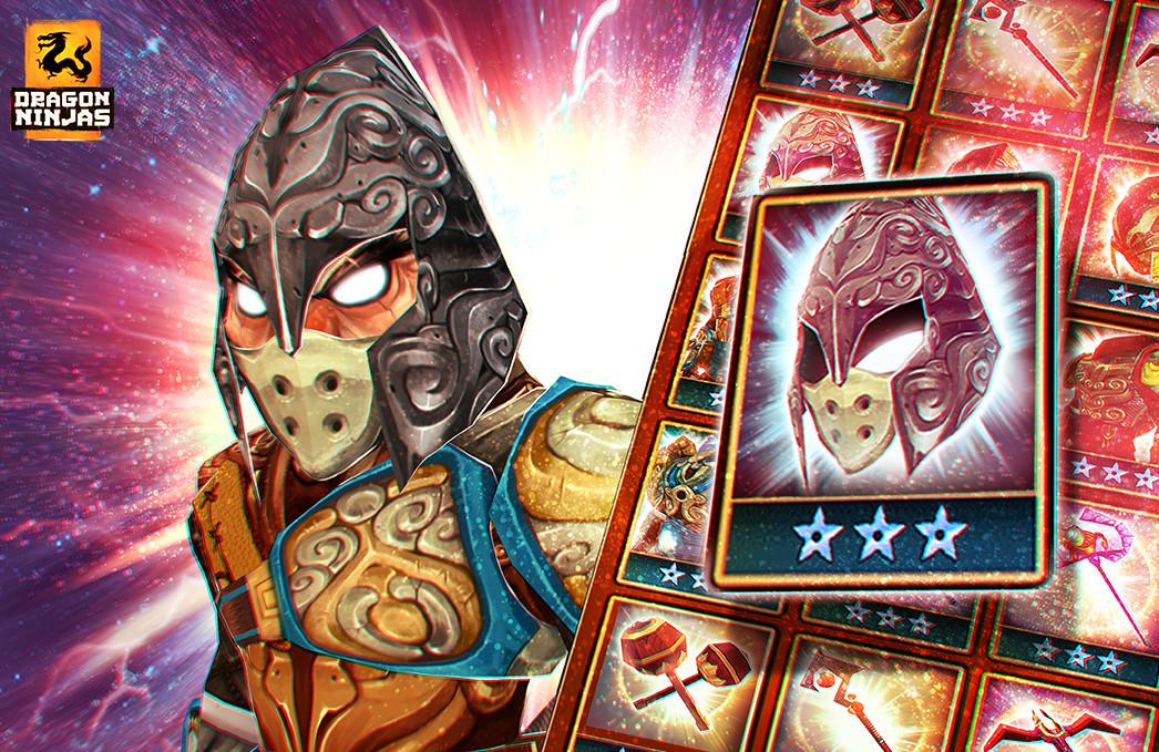 Damian grx dn apaisada promos hero weapon helmet of abundance