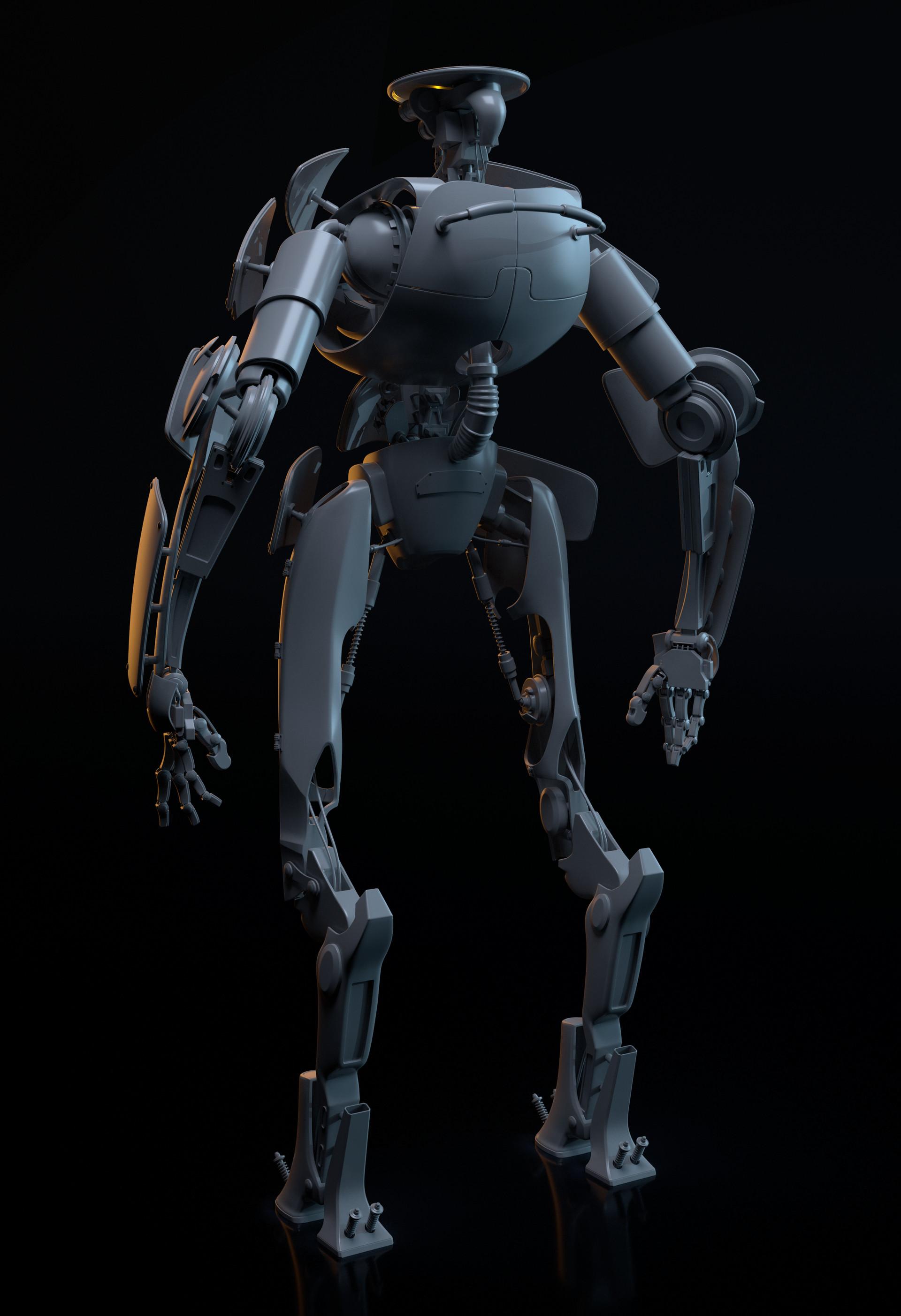 Alec hunstx robot backadj