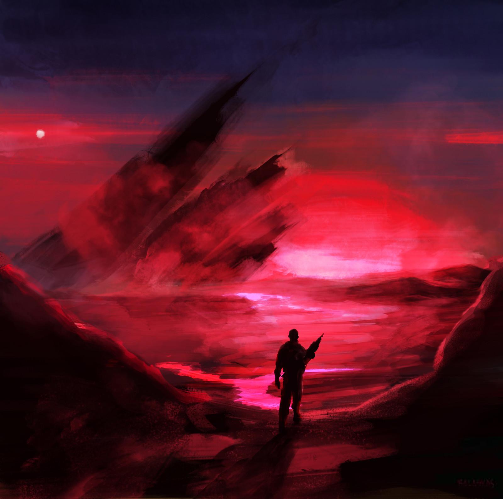 Brutal Sunset