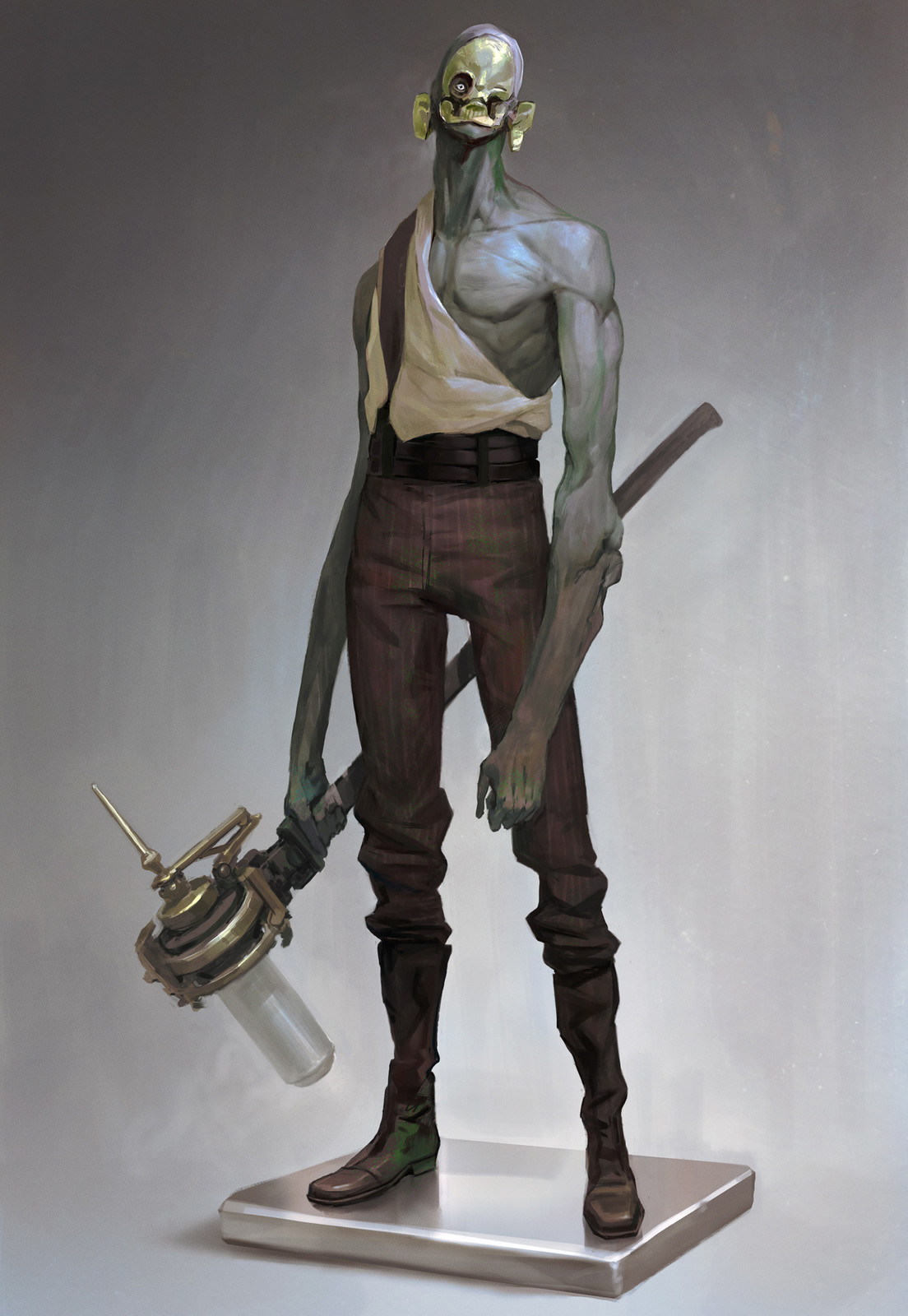 Concept by Konstantin Maystrenko