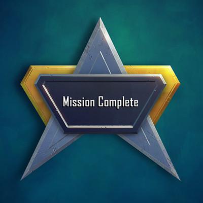Dimitri chappuis mission medal web