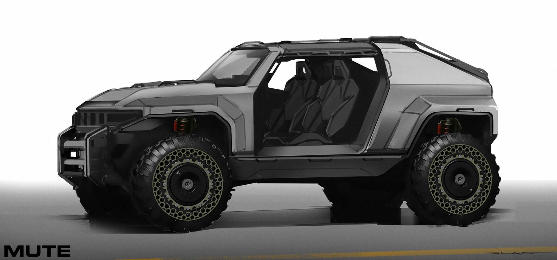 Benjamin last mute jeep sketch3 blast