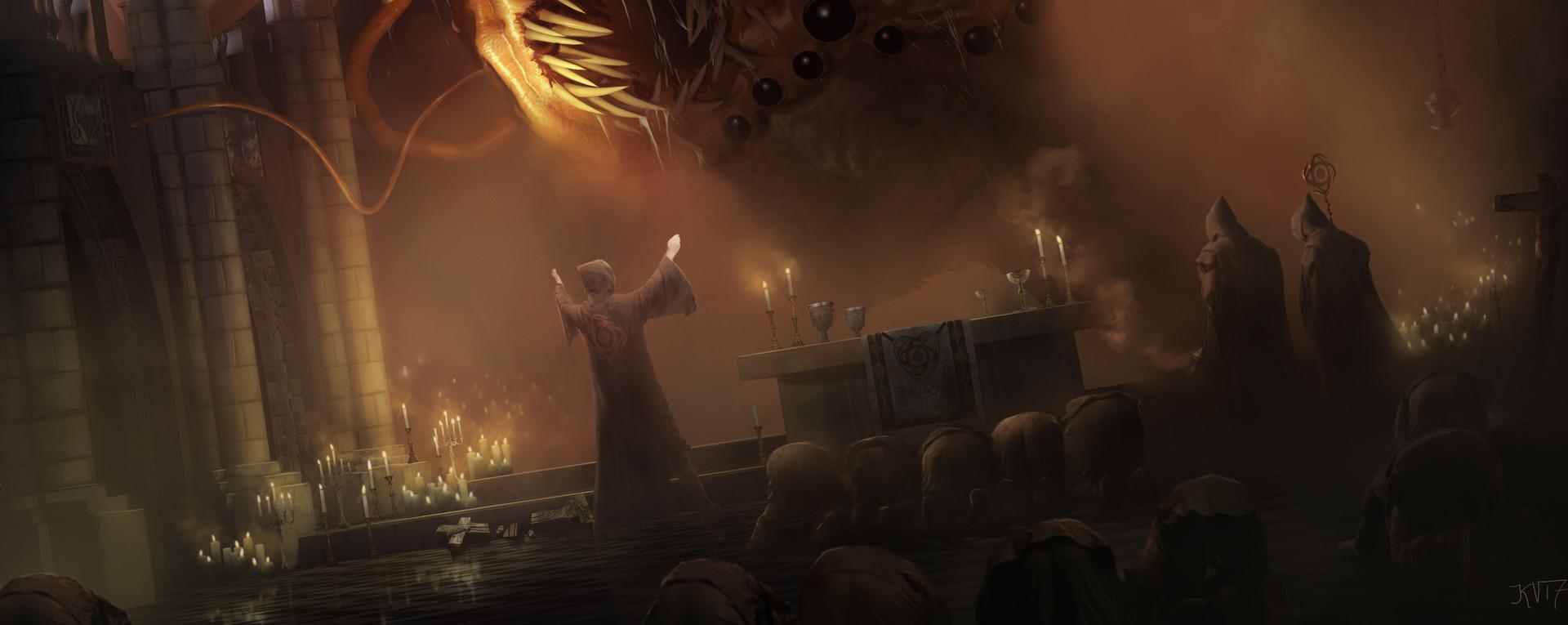 Konstantin vohwinkel summon the old ones test
