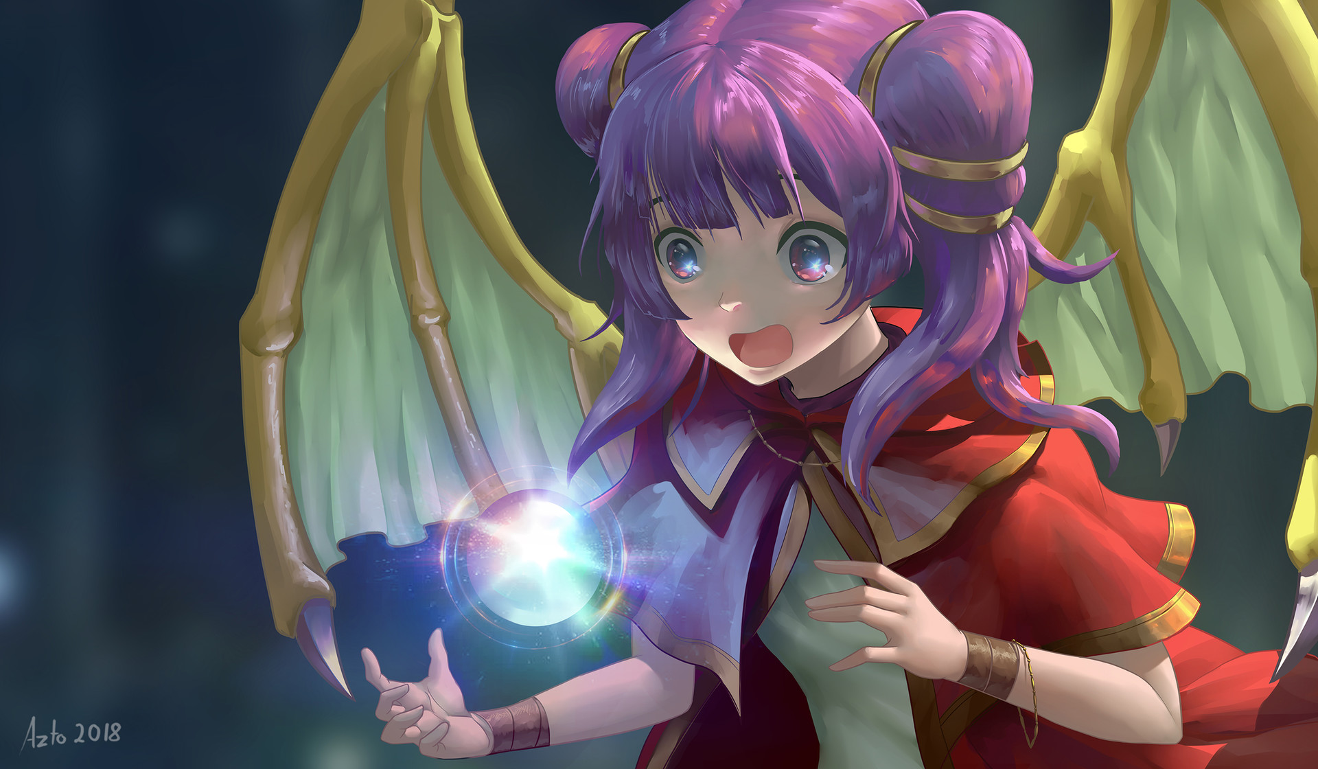 Artstation Myrrh And Her Precious Fire Emblem Sacred Stone Azto Dio