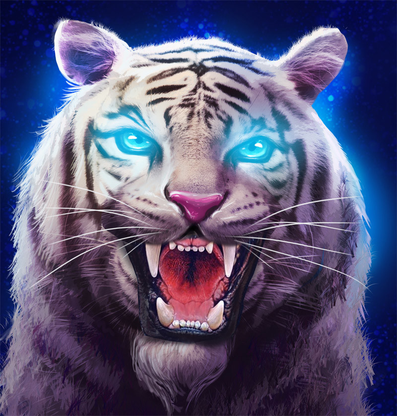 Justin krasuckas tiger roar