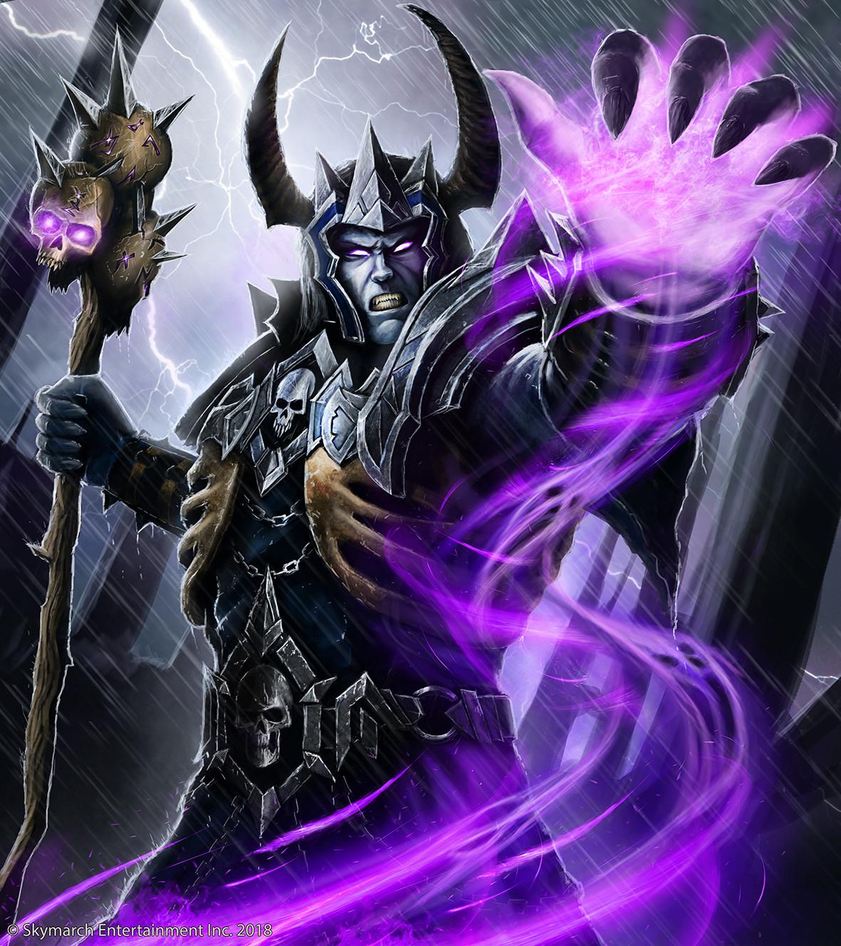 John stone lich warlock