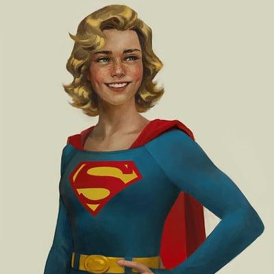 Miguel mercado supergirl silver age final uplox