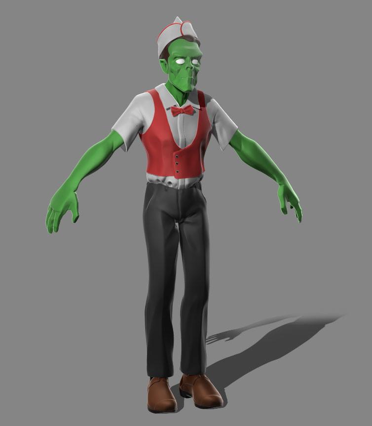 Stephen schulze zombieicecreamman
