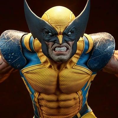 Wolverine Sideshow Premium Format