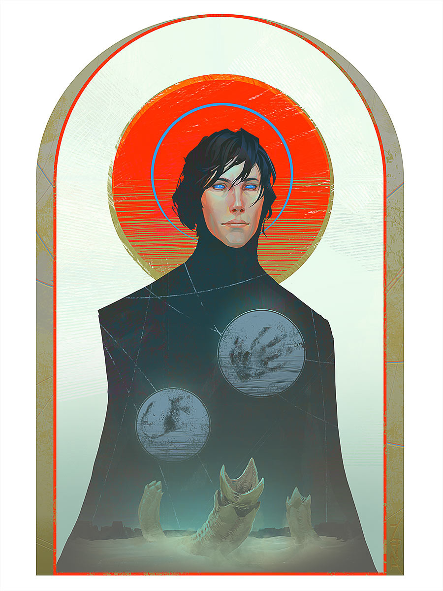 Dune - Paul Atreides Icon