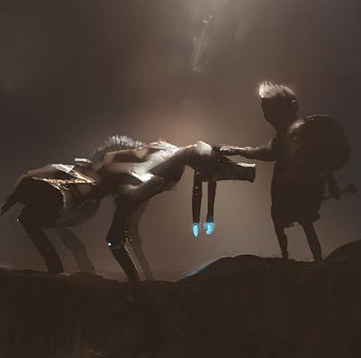 Eren arik cyborgdog