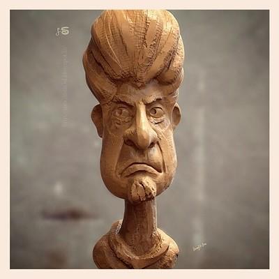 Surajit sen quick puff hair face sculpt surajit sen ins