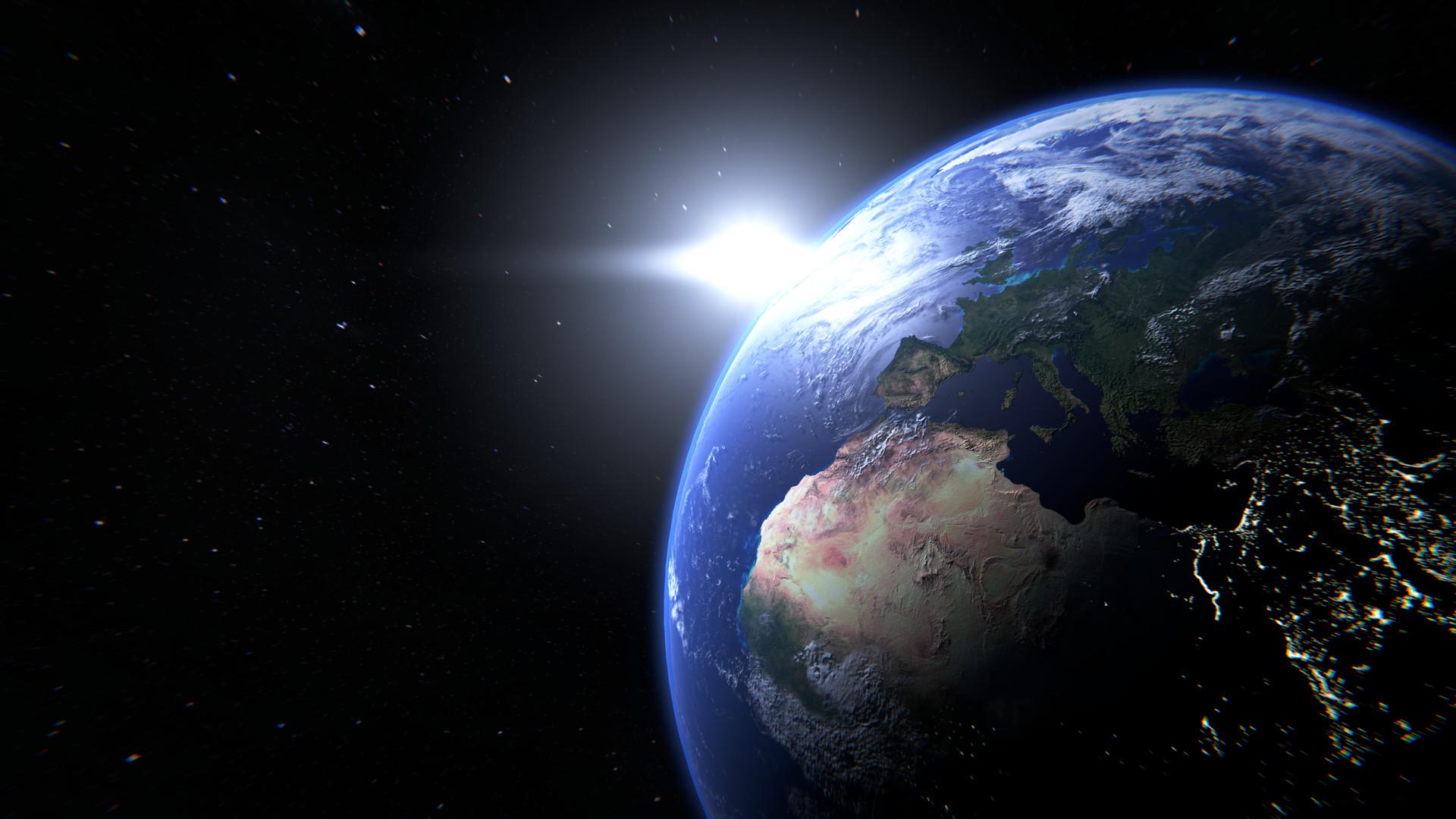 Earth Desktop Wallpapers on