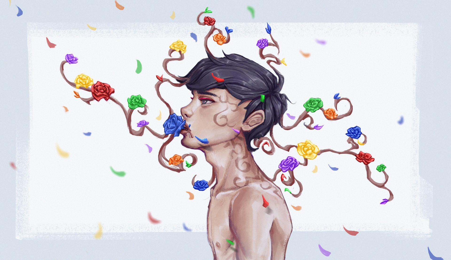 2018 Pride Illustration