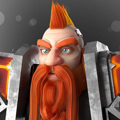 Dwarf (Warcraft Fan Art)