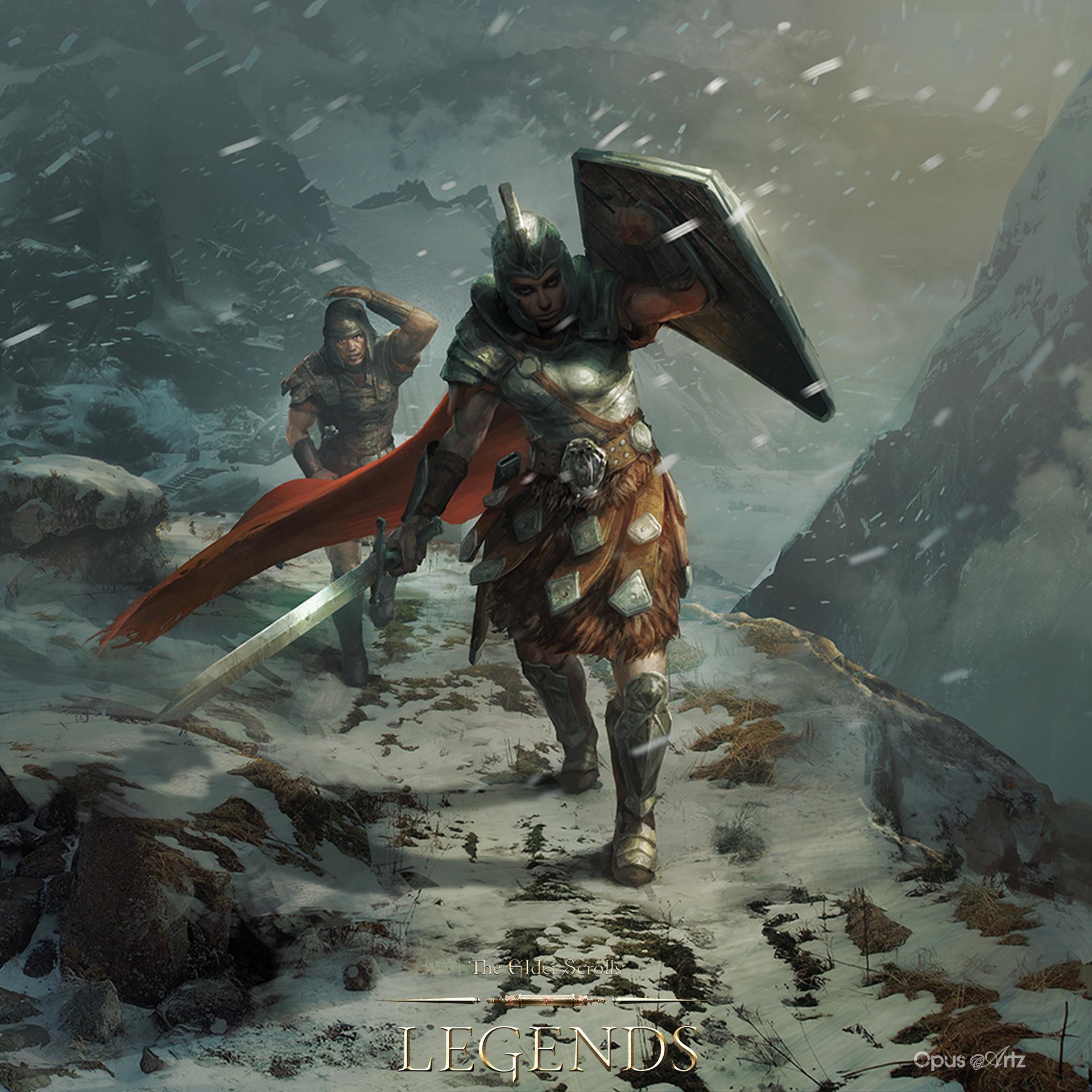 Opus artz tesl snowhawk detachment