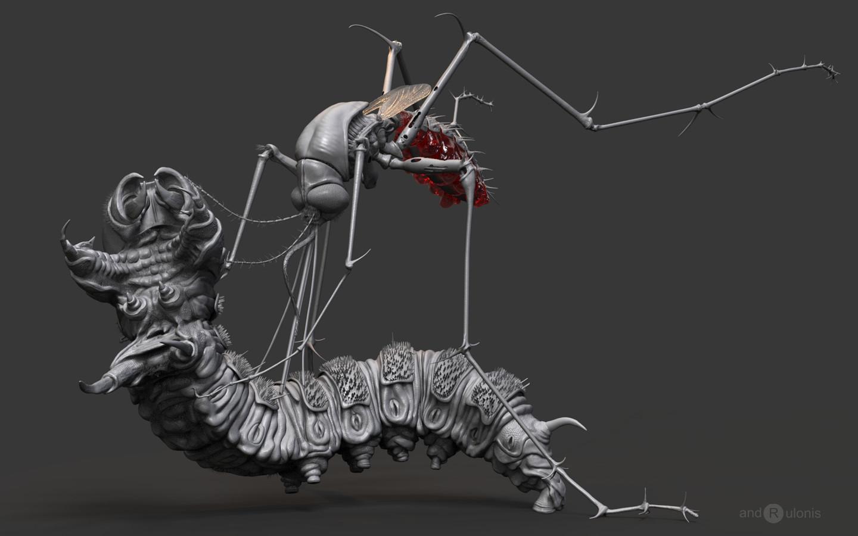 Dariusz andrulonis 1 komarz gasienica2c