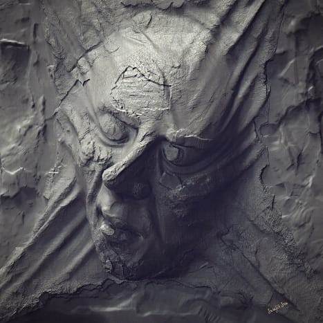 #roughsculpt #quicksculpt #study 