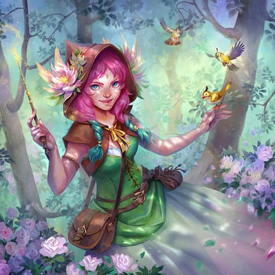 Oksana kerro sweet witch 001