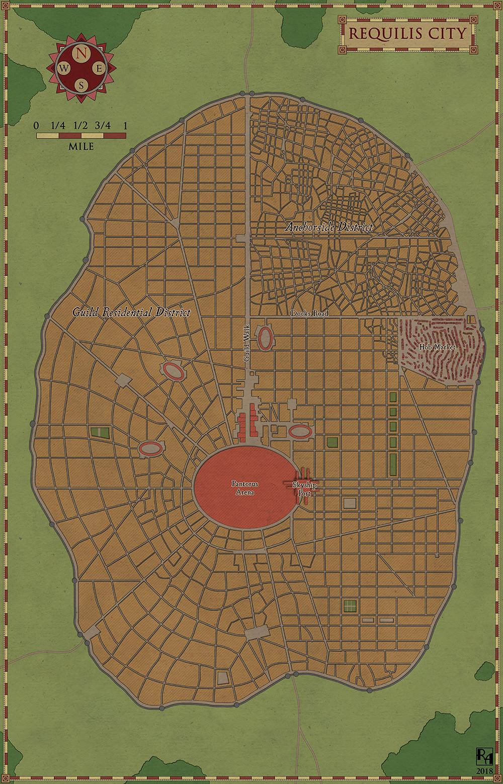 Requilis City