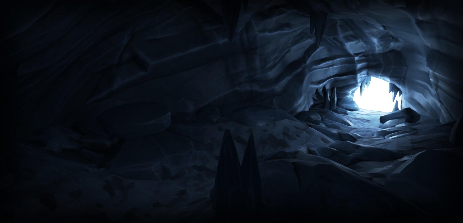 Robert max ramirez cave7