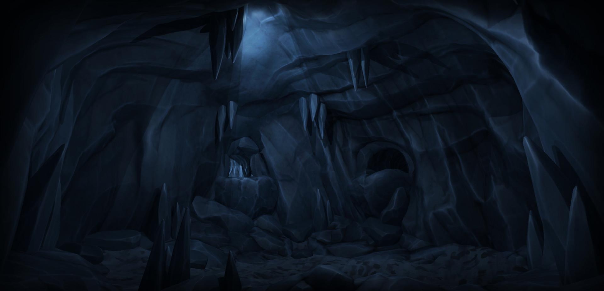 Robert max ramirez cave2
