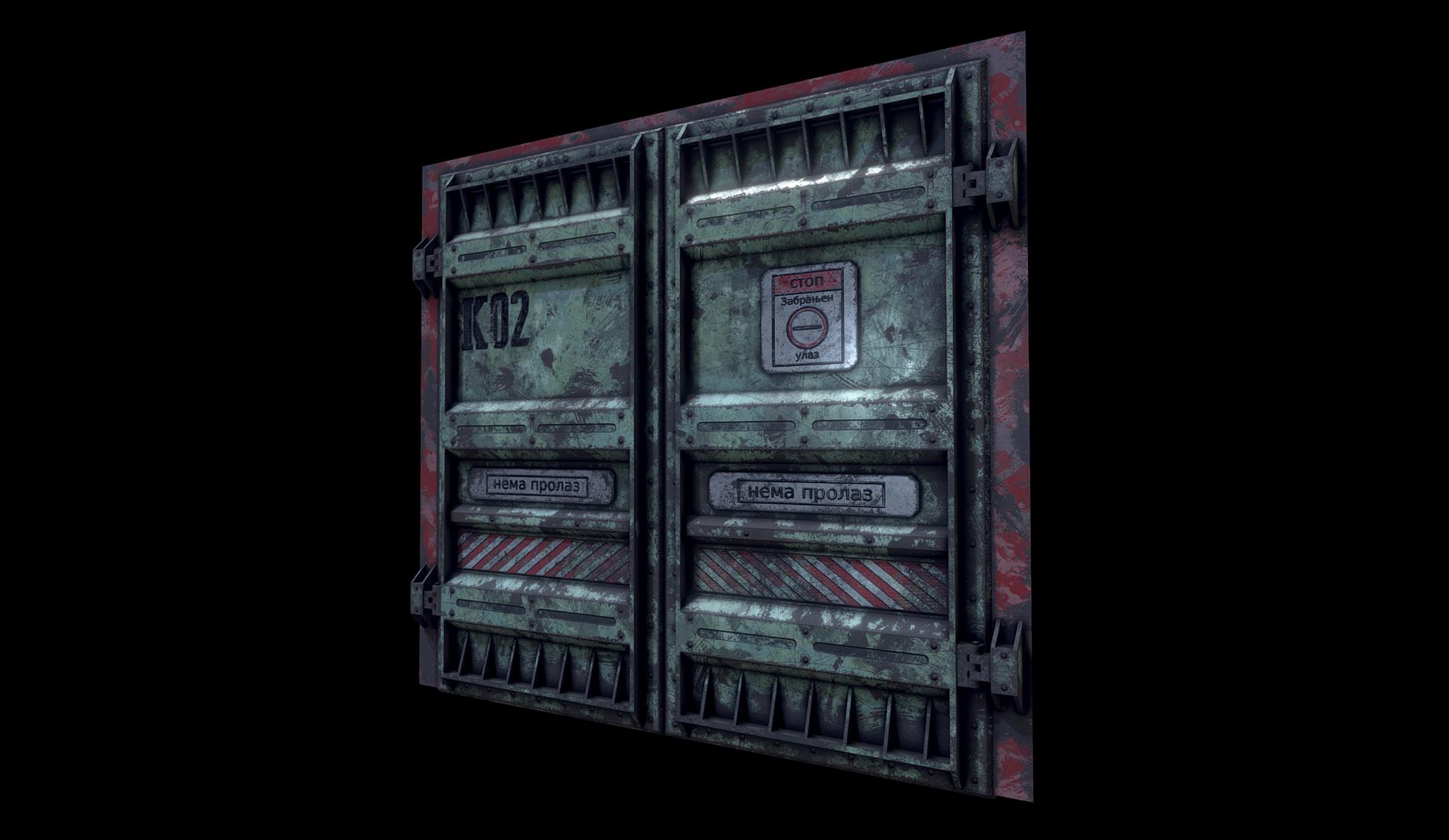 Robert max ramirez metaldoor2