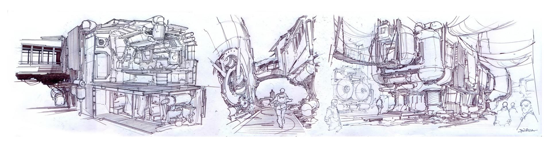 Alejandro burdisio bocetos tek4