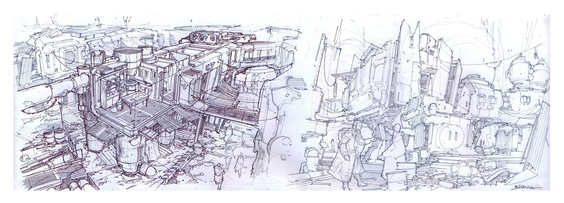 Alejandro burdisio bocetos tek5