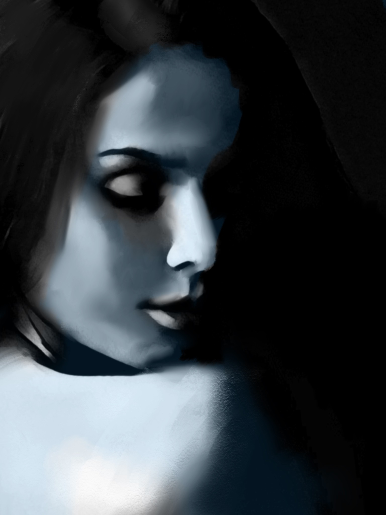 Original digital painting