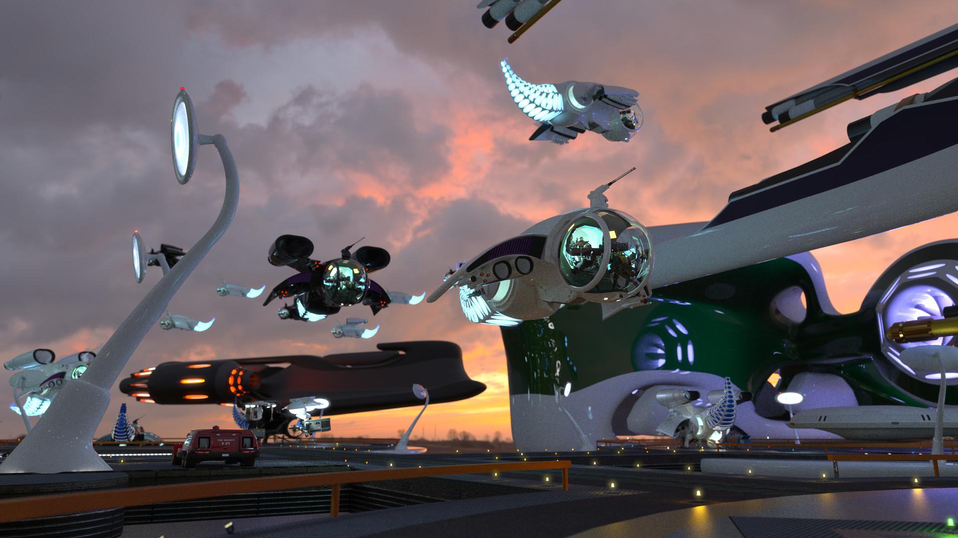 Duane kemp new city docks transfer full scale camera transfer subd2018 scene 65
