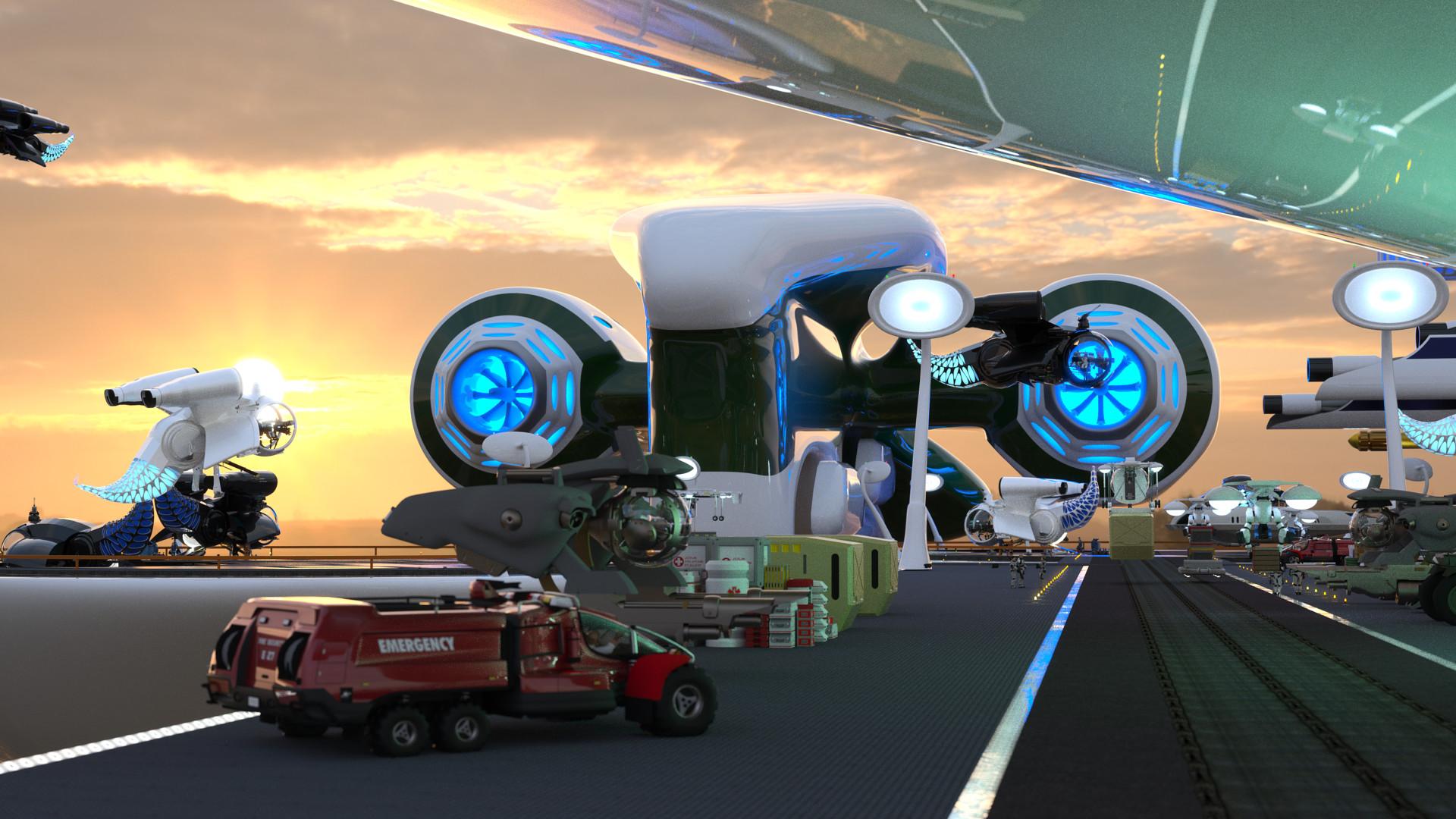 Duane kemp new city docks transfer full scale camera transfer subd2018 scene 63a