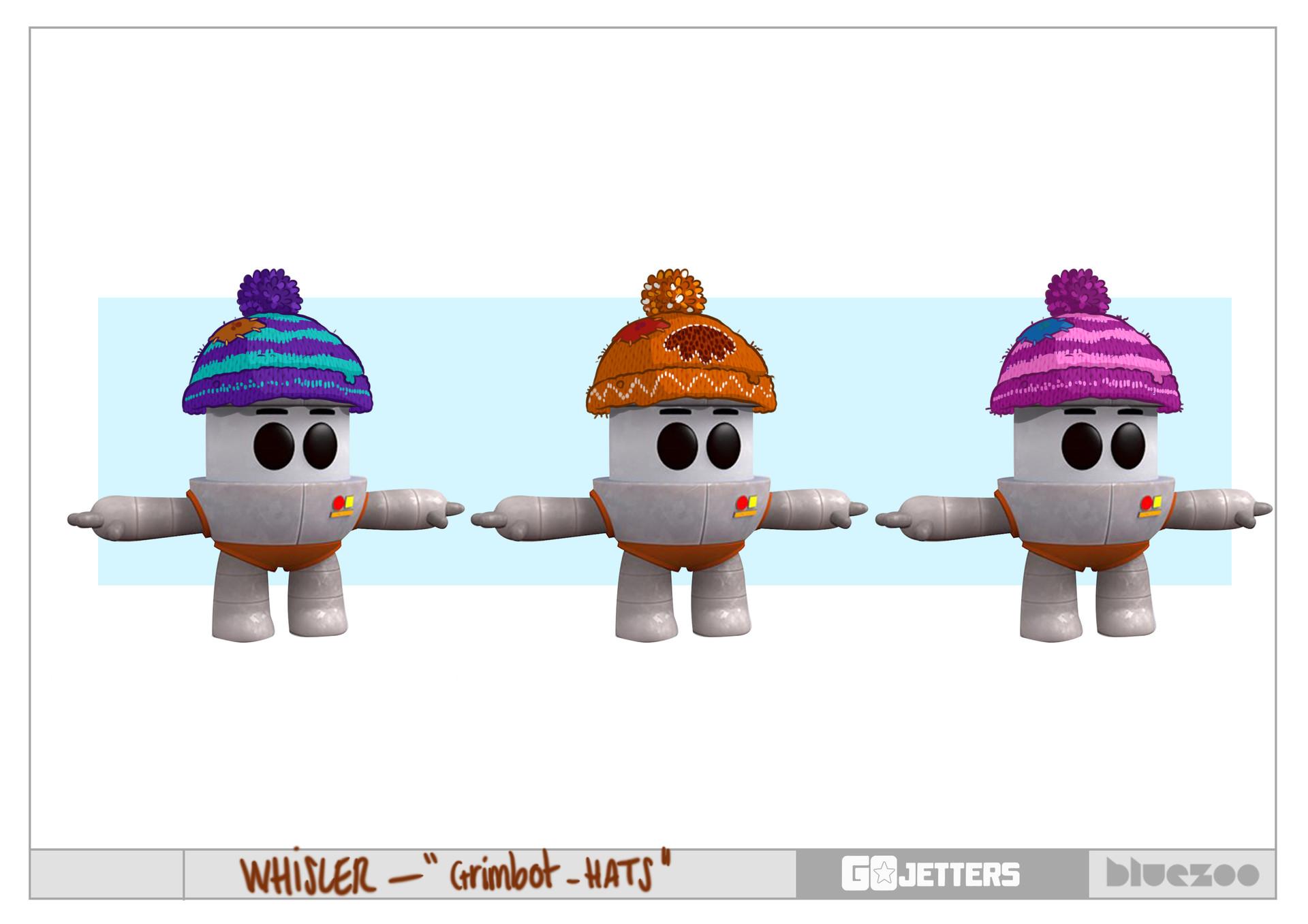 Francesco mazza grimbots woolen hat v01