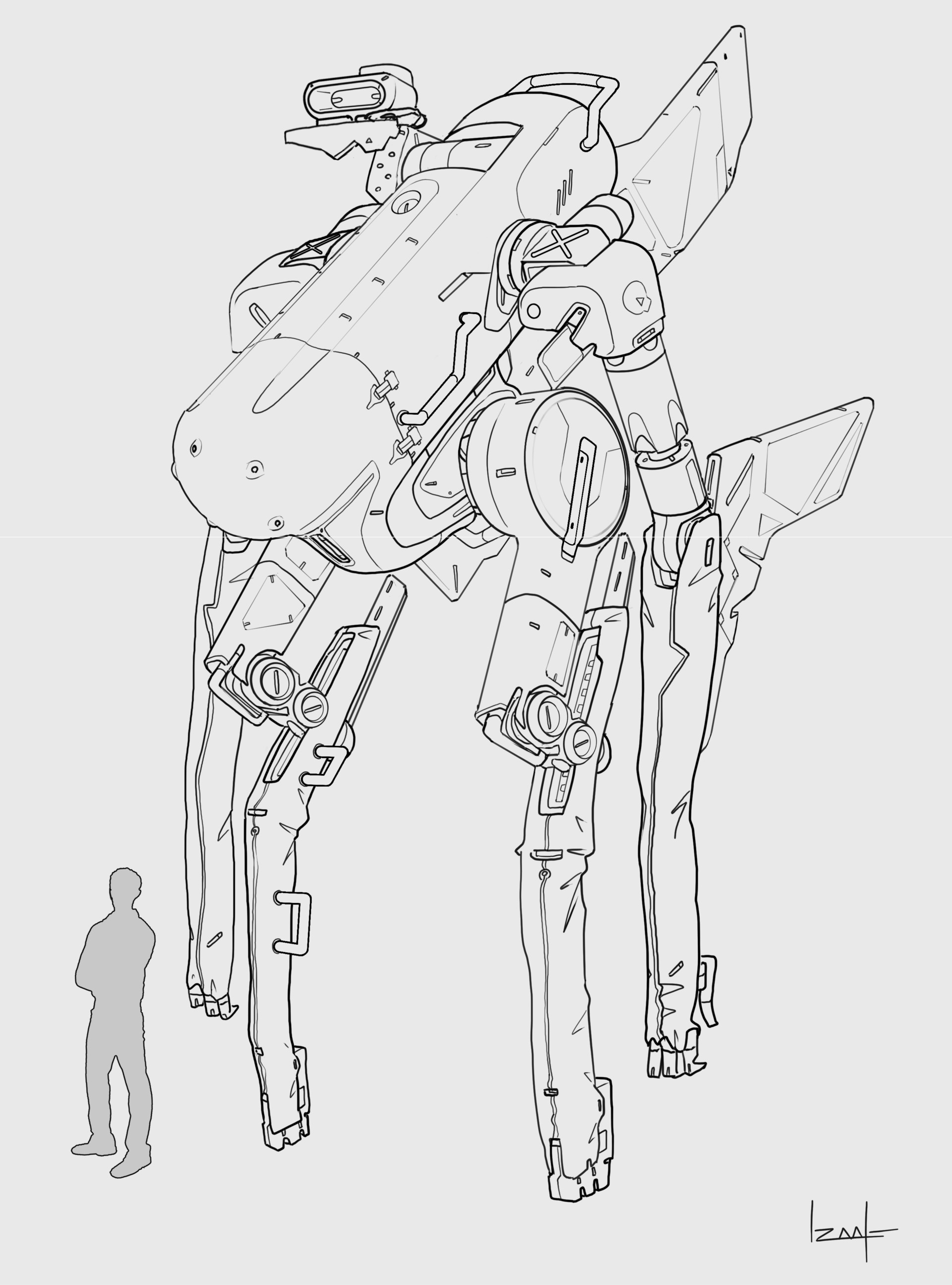 Izaak moody wk 5 mech sketch 3