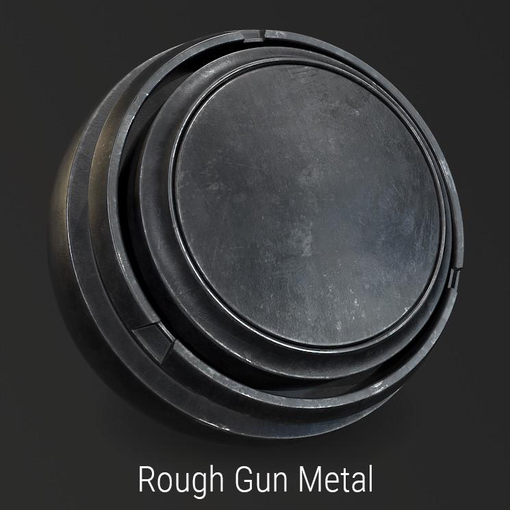 Stefan engdahl roughgunmetal