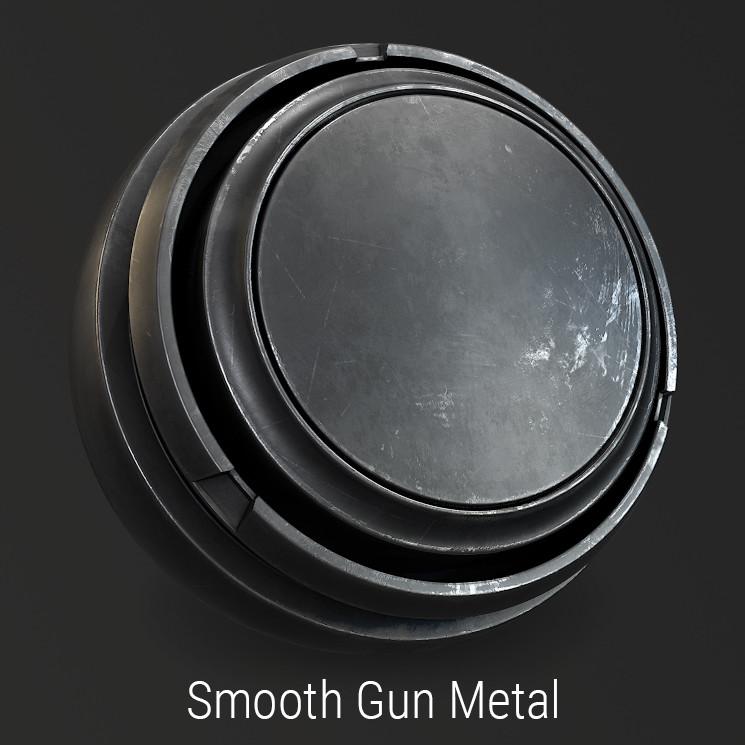 Stefan engdahl smoothgunmetal