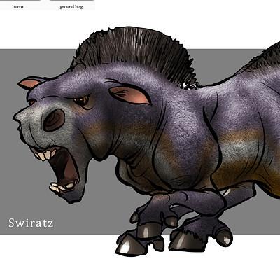 Midhat kapetanovic random creature mashup 047 swiratz