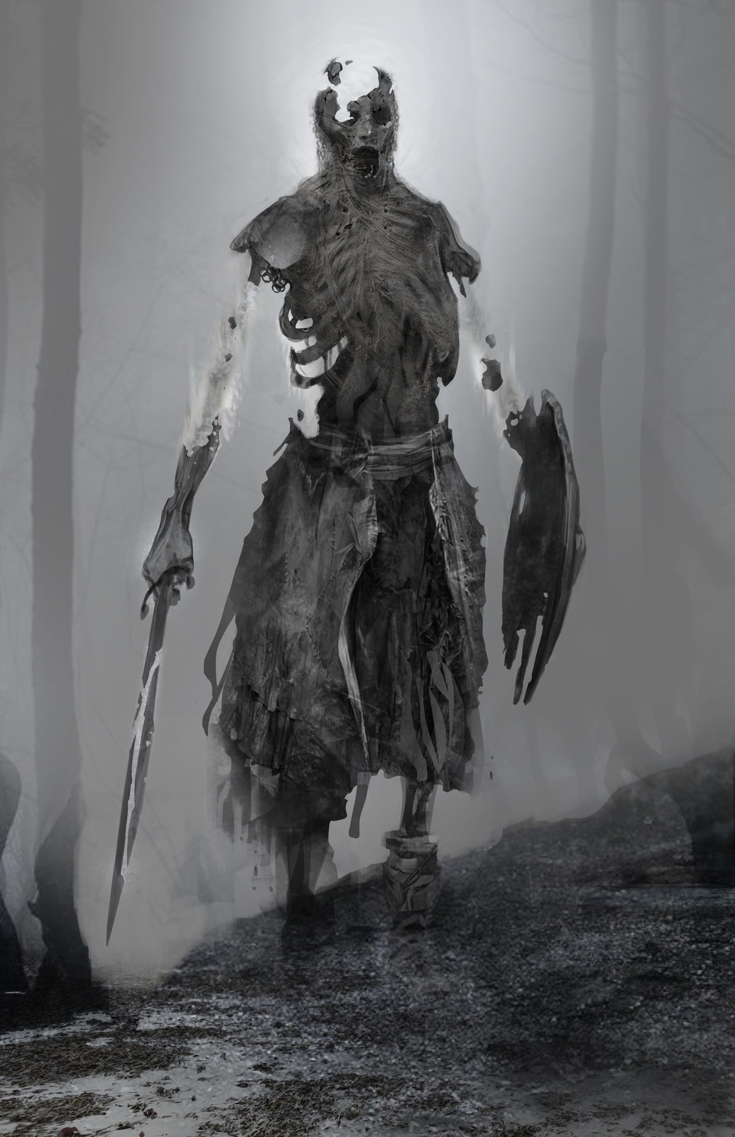 Early Draugr exploration