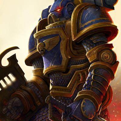 Ben winfield ben winfield power armour