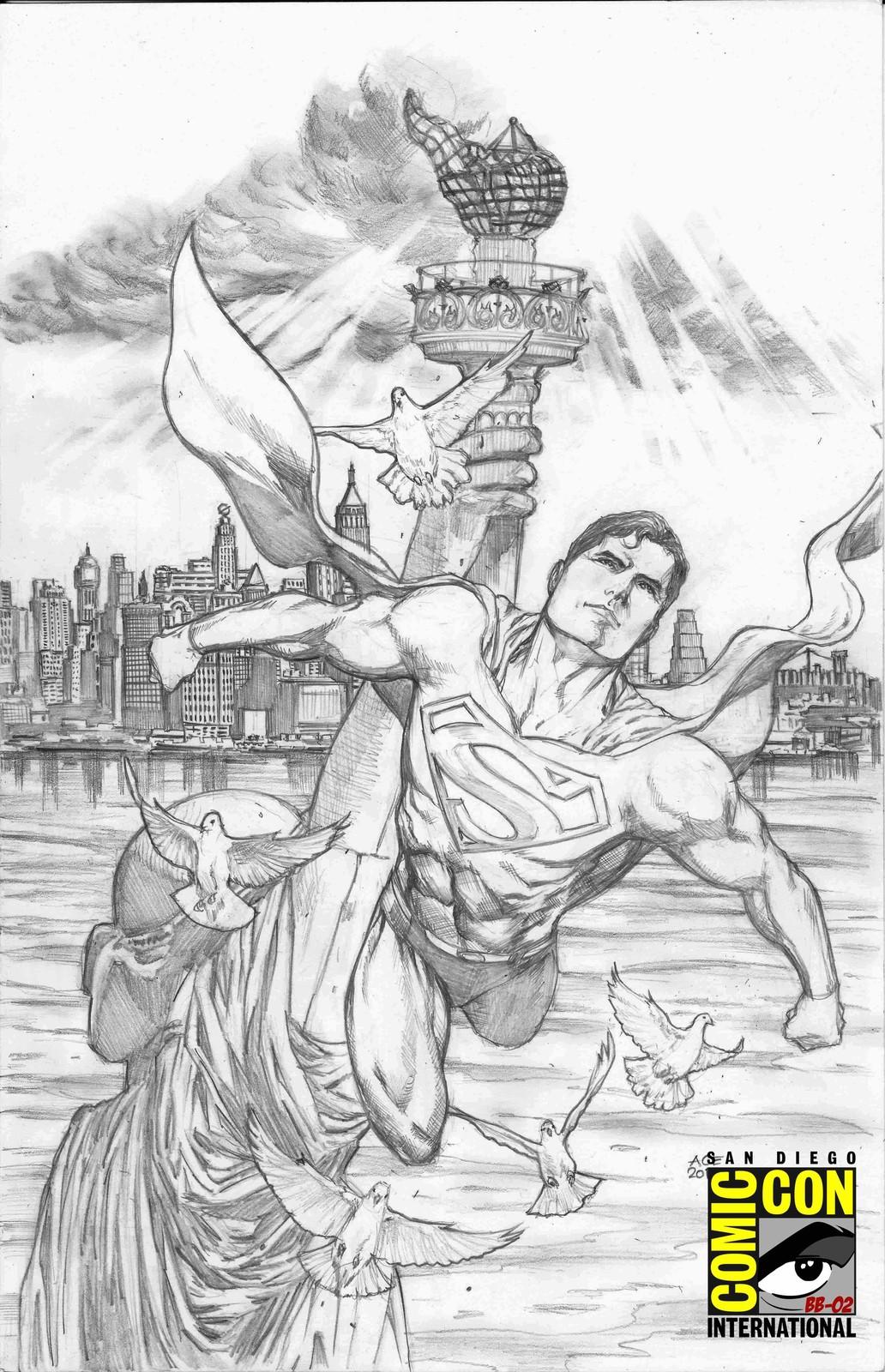 Superman Liberty