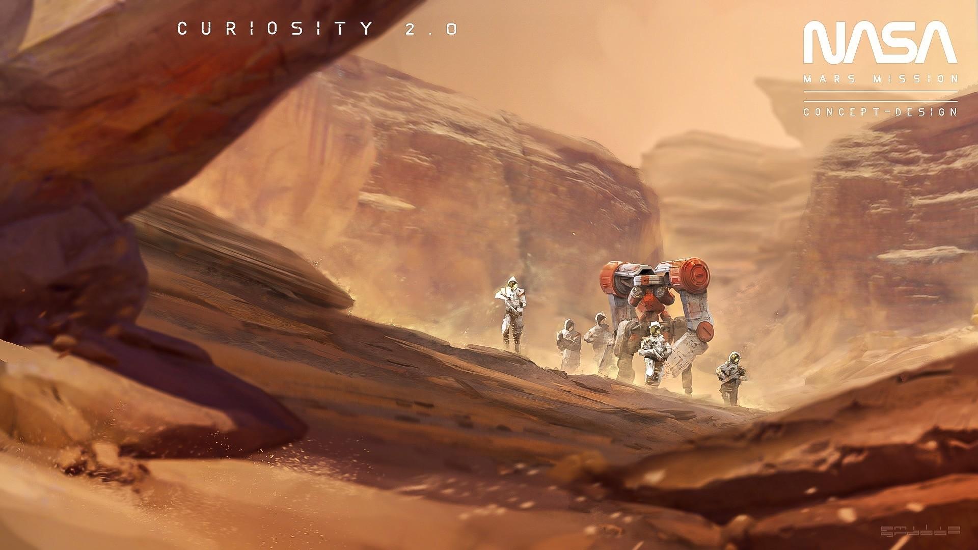 Curiosity 2.0 - Keyframe