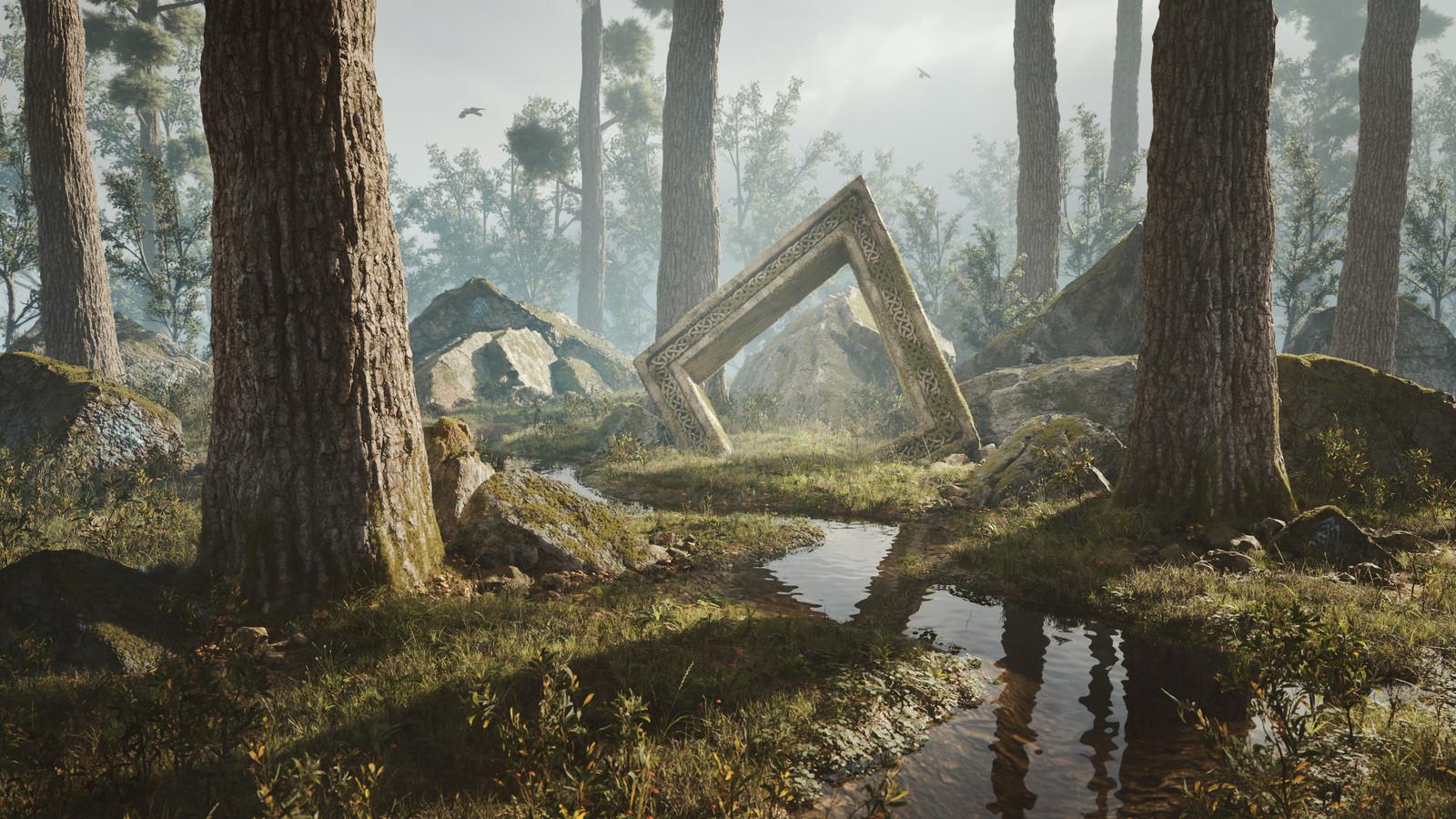 Odin's Forest