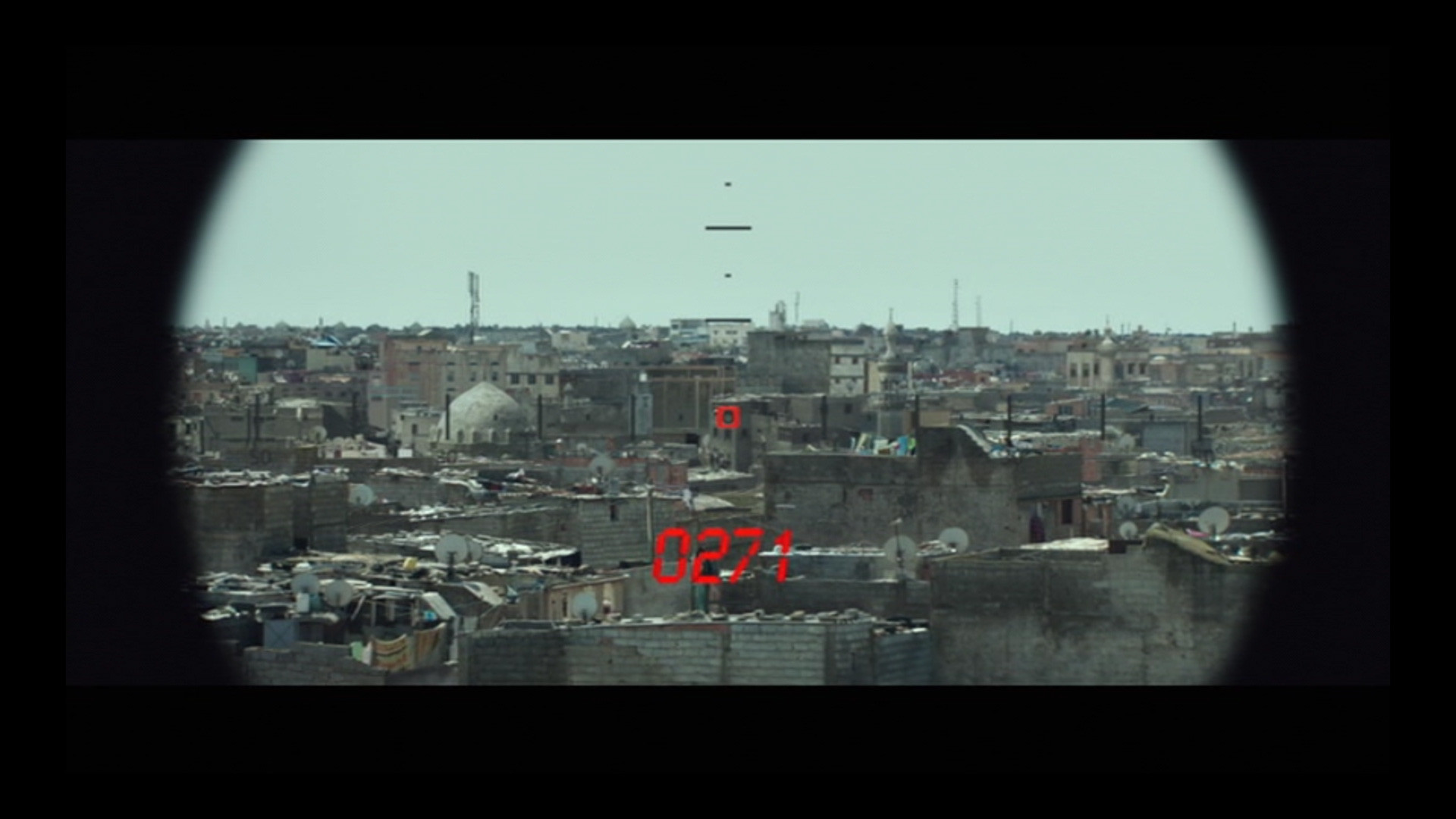 American Sniper: Sadr City - Scope POV