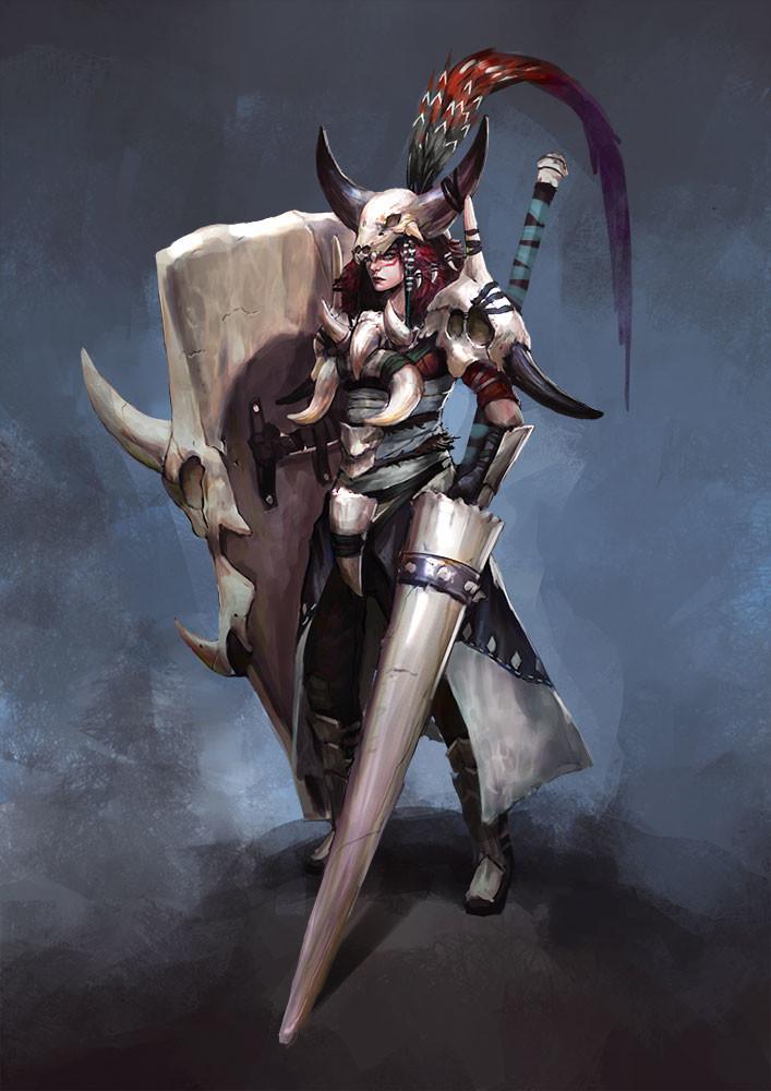 Original Character Concept