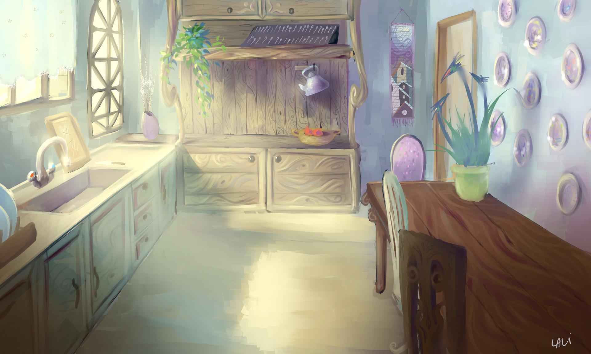 Meitar lavi kitchen