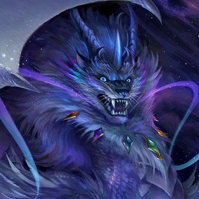 Sandara tang sparkle kitty dragon by sandara dc81bvj