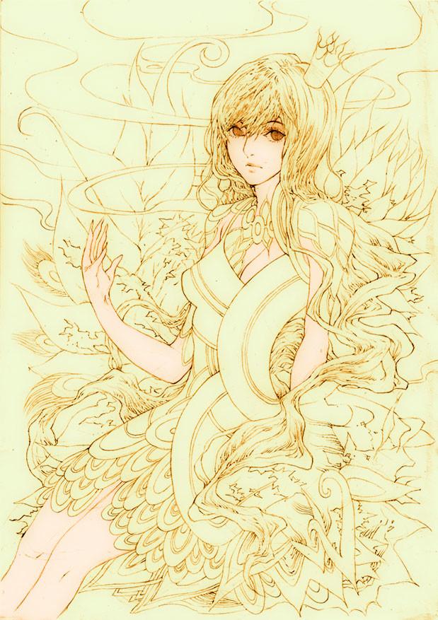 Sasi tanadeerojkul blooming raxiele by meisan 1